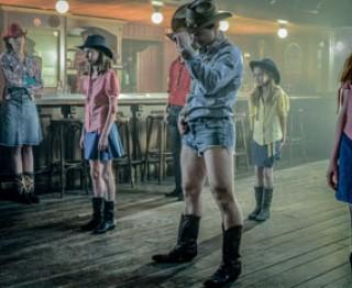 Mijn dans is top: Country line dance