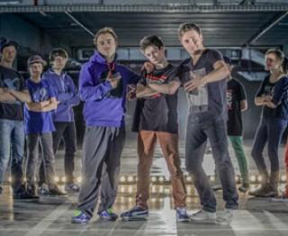 Mijn dans is top: Breakdance
