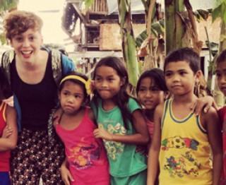 Sien op de Filipijnen