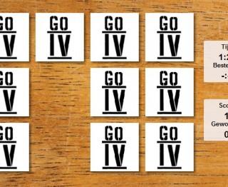 Speel GO IV Memory