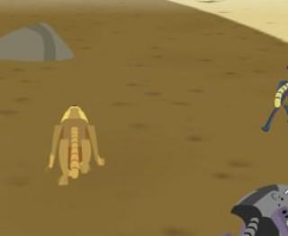 thumbnail spel: Jachtluipaardracer