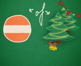 kerstfeestjes