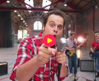 Ketnet Musical: Sander Gillis - Ik doe mee