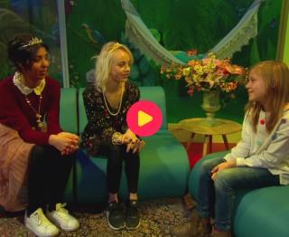 Ketnet Swipe: Hoe is het om de koning te ontmoeten